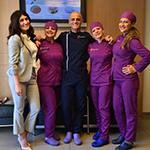 Lo Staff dello Studio Odontoiatrico Di Bari